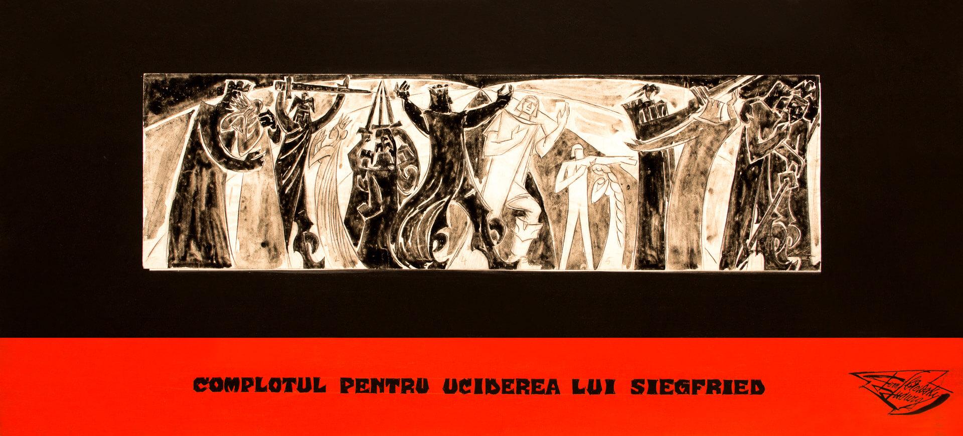 Complotul pentru uciderea lui Siegfried